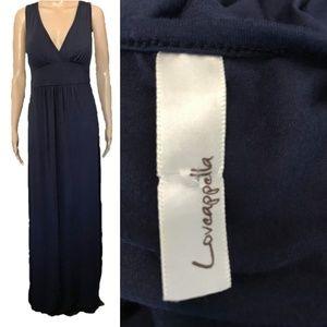 Loveappella maxi dress large